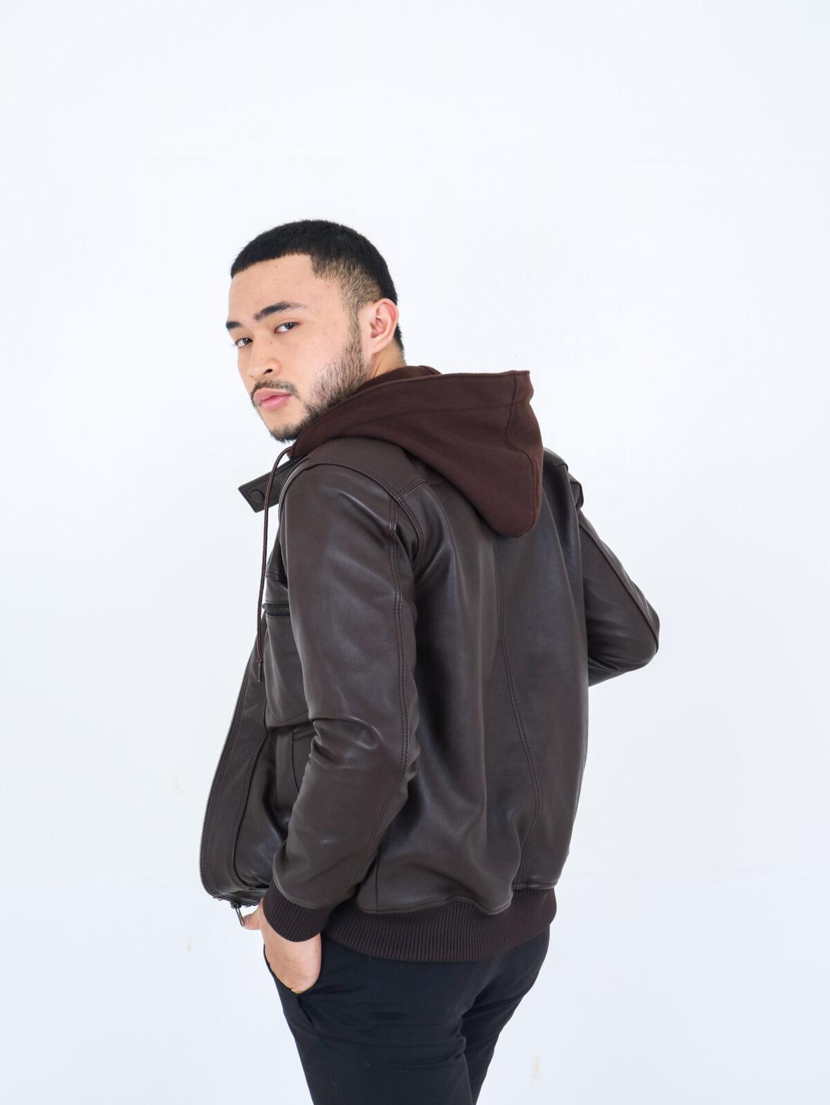Blankenheim Leather Jacket Eckhard – Brown (Size S M L XL)