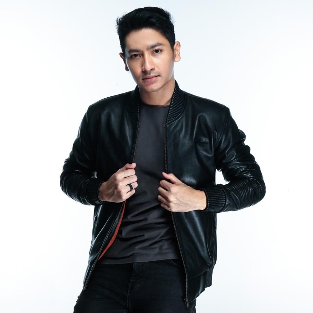 Blankenheim Leather Jacket Altair – Black (Size S M L XL)